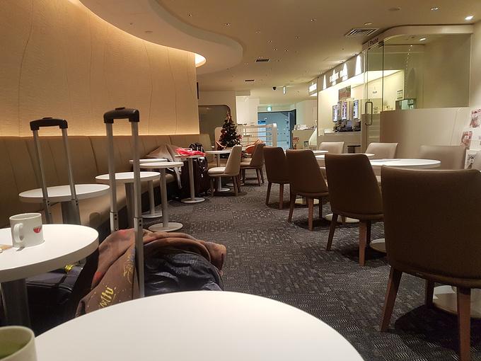 关西国际机场 kix airport lounge图片