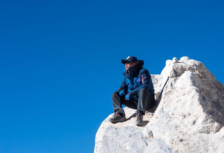 骑迹,成都至珠峰大本营,三千公里云和月,让我知道我是谁。