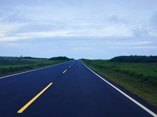 公路迷表示,最美的风景 真的一直在路上.