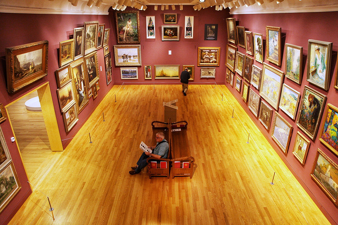 安大略美术馆图片图片