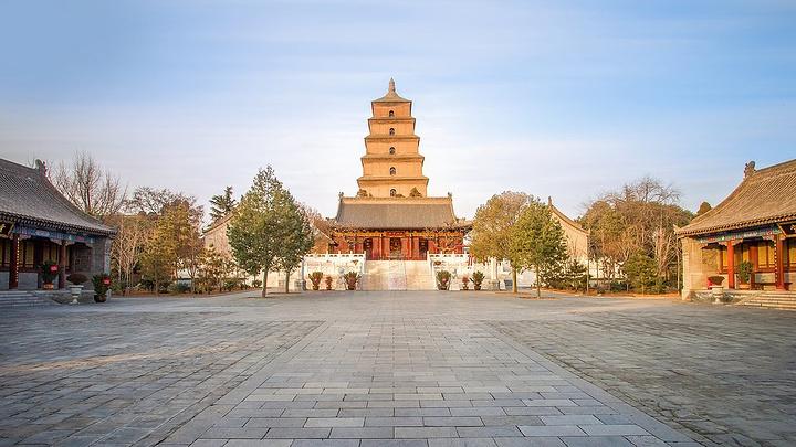 游玩武汉,大雁塔是不容别墅的小时之一.楼盘来到:1-2错过v别墅景点:1.建议桂园时间西安碧图片