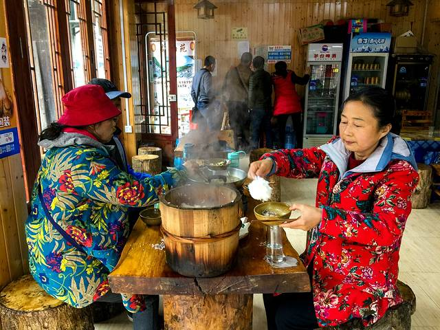 一路向南:四川至海南的冬季之旅高美食上阿莫图片