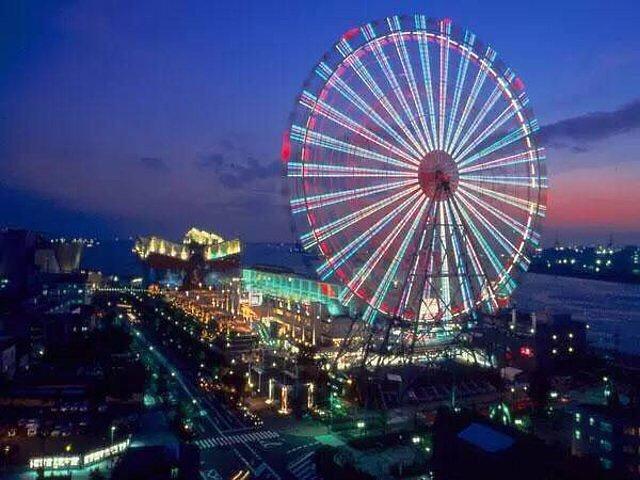 地址大阪市港区海岸通1-1-10 门票3岁以上800日元开放时间10:00-22:00