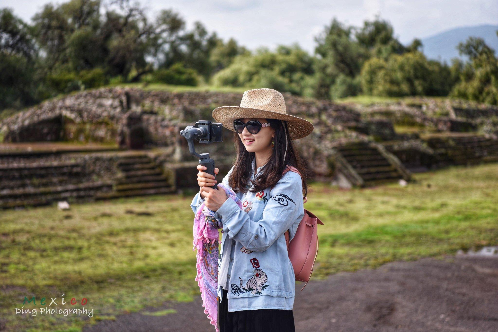 天堂还是梦境?在墨西哥的十天九夜 --- 玛雅文化,彩色山城,粉红湖,加勒比海