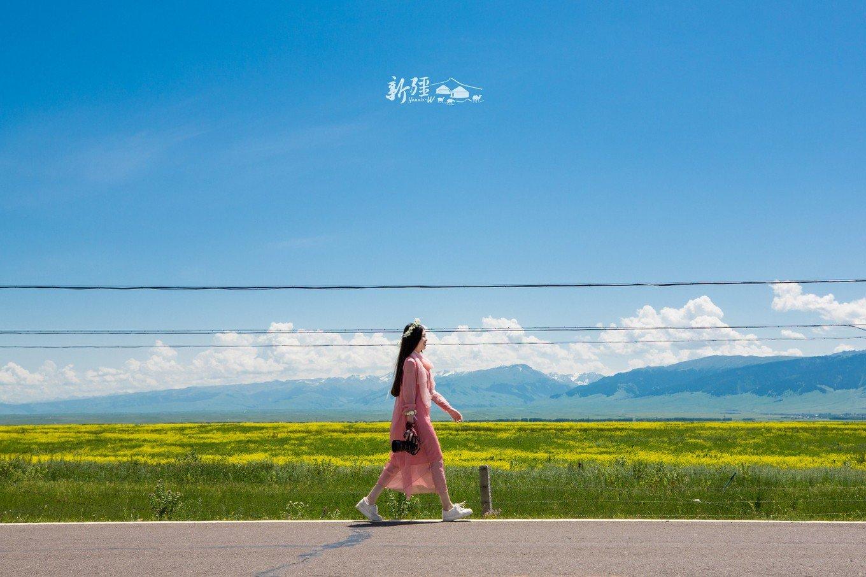 【从华南沿海✈西北内陆】你说新疆很乱,我替你来看看