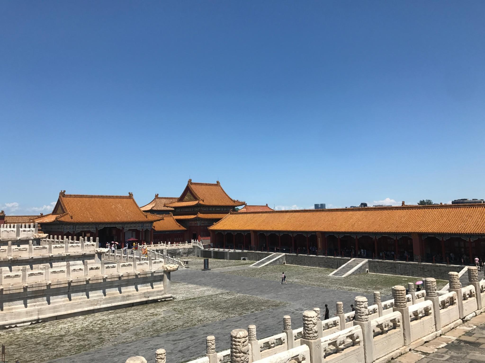 北京、天津、石家庄12日游