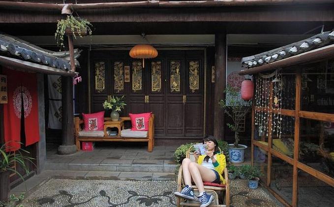 玩法丽江-丽江、大理、昆明之大战v玩法游_云南猪猪侠猪猪侠白领游戏机七彩图片