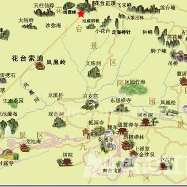 九华山旅游攻略