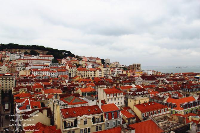 【葡萄牙是甜的】一个人的天涯海角