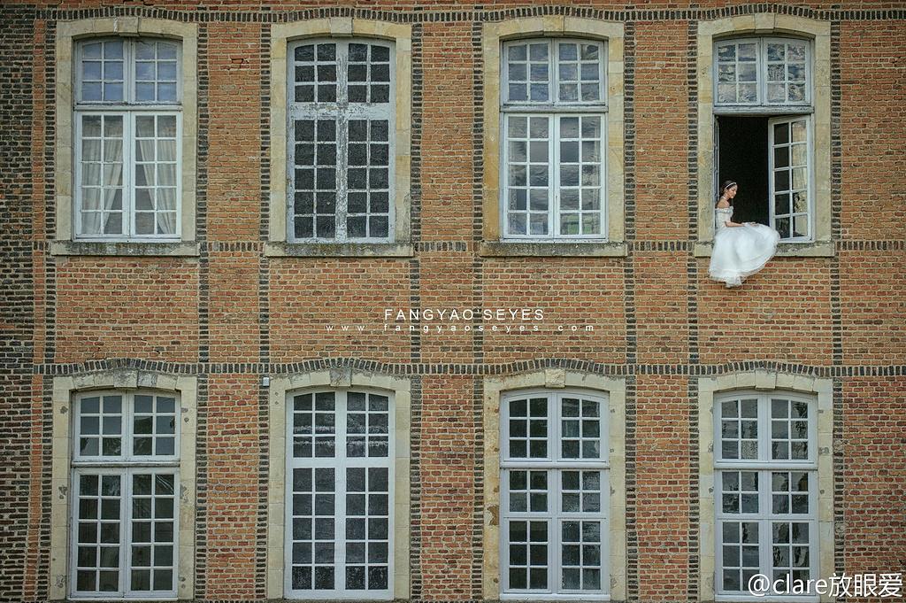 继续追逐我梦幻中的城堡--法国婚纱旅拍