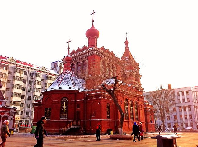 圣·阿列克谢耶夫教堂图片