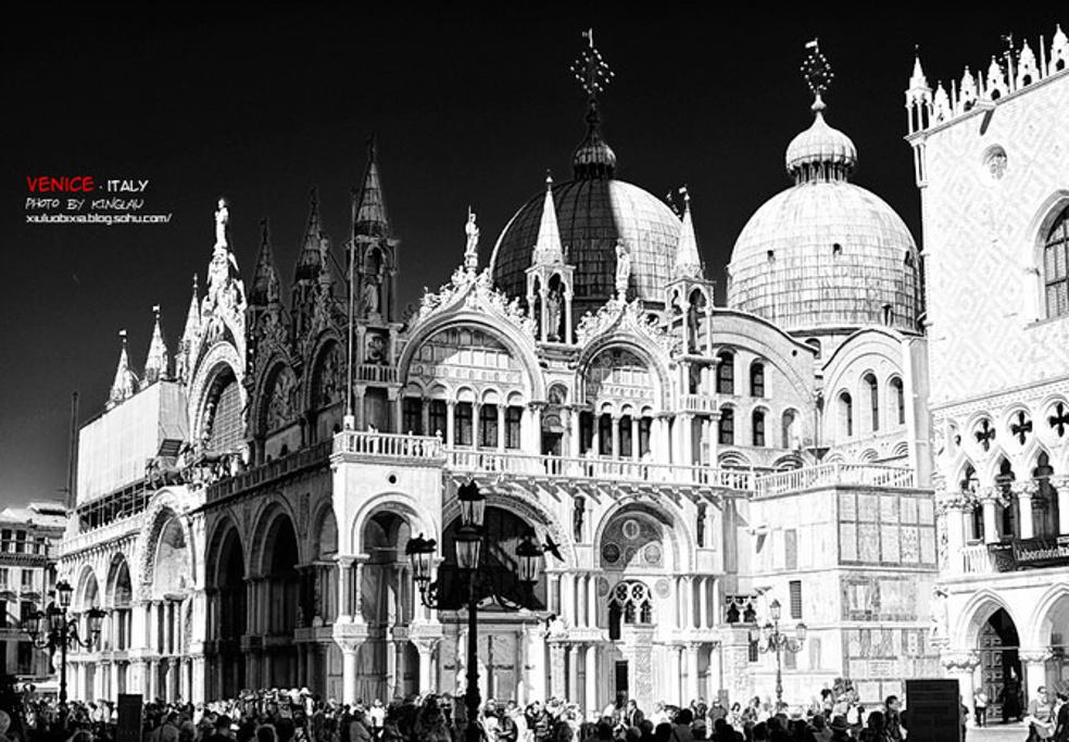 它曾是中世纪欧洲最大的教堂图片