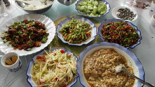 大鄣山农家土鸡馆--住宿,吃饭图片