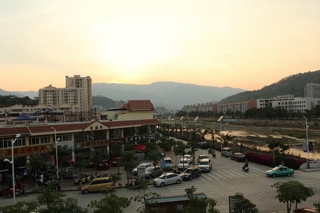 临沧云县三江半岛酒店图片