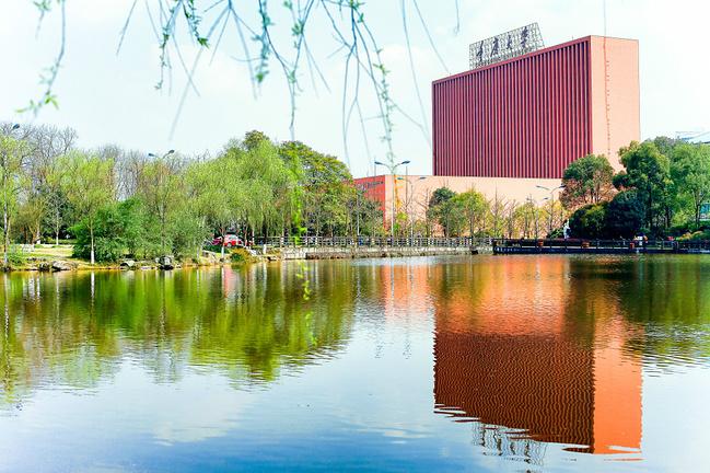 重庆大学图片