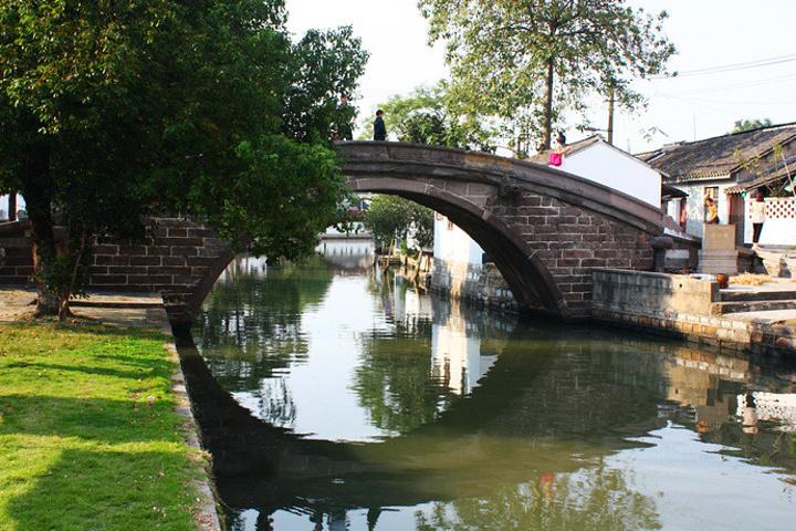 16是上海地区最古老的石拱桥 普济桥评论 去哪儿攻略社区