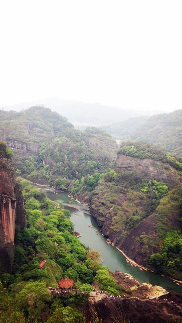 曾经很快乐的武夷山攻略_天津v很快之旅_自助南平游览攻略图片