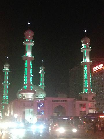 在外面看看也很漂亮 西关清真大寺评论 去哪儿攻略社区图片