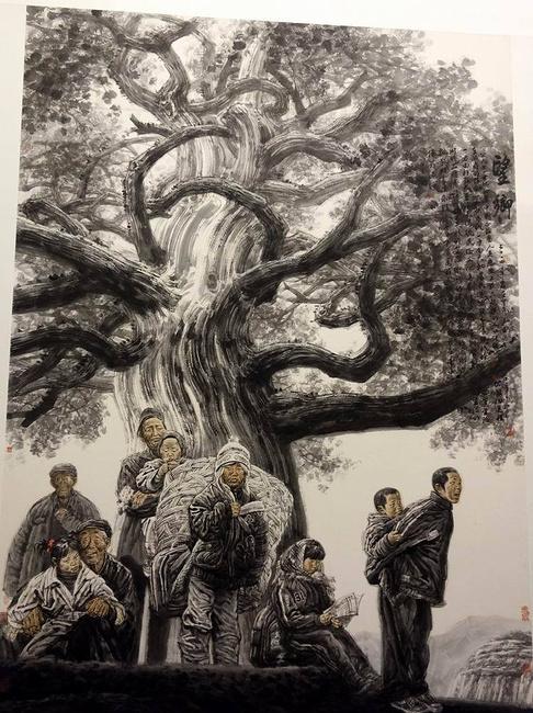 探索艺术的魅力--中国美术馆_北京旅游攻略