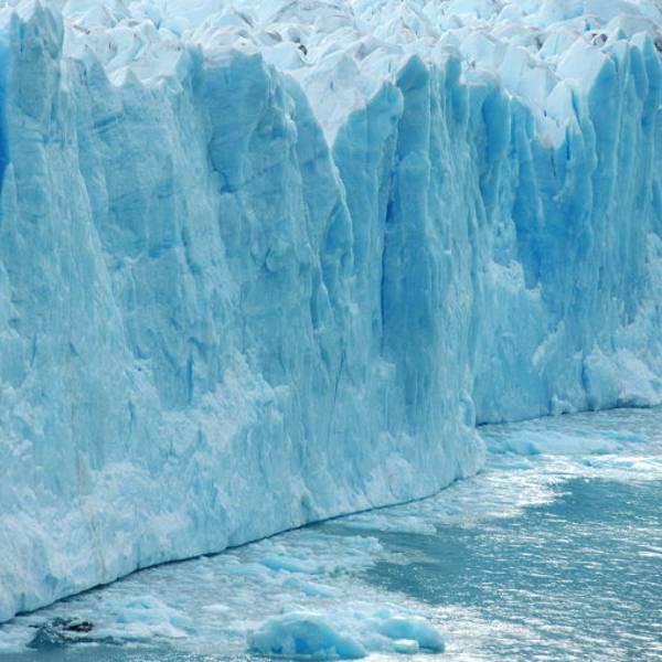冰川手绘设计图
