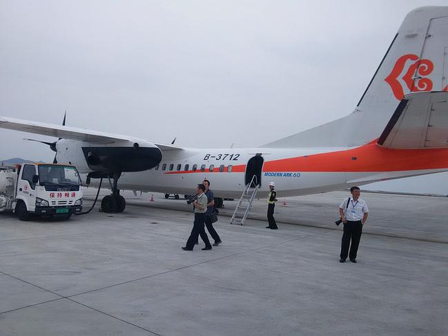 烟台蓬莱国际机场 图片