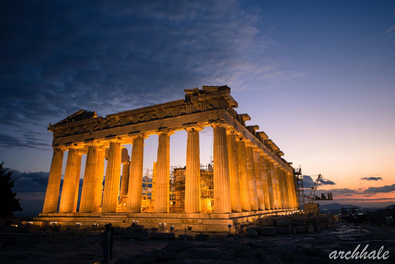 悦己、悦心——希腊深度游