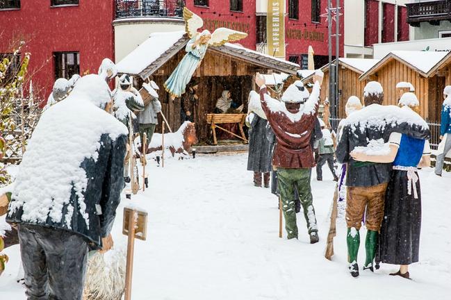 去看欧洲的冬天:德国奥地利_因斯布鲁克v攻略攻略ipad3造西游攻略梦图片