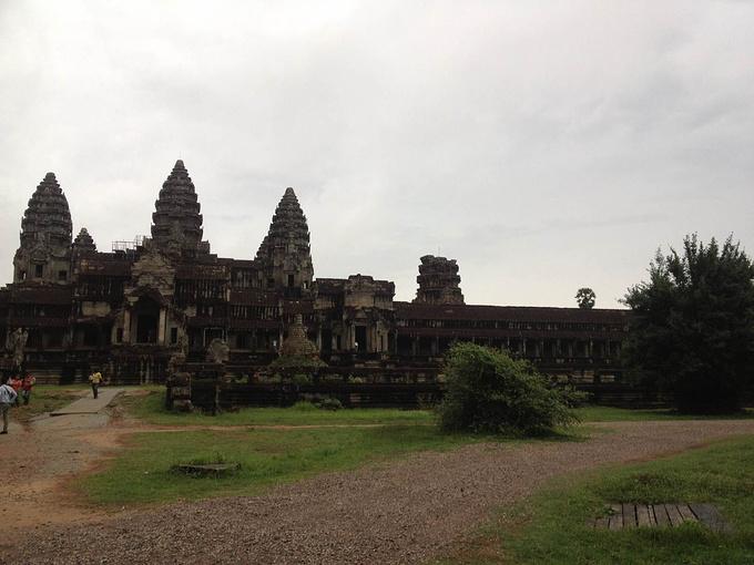 雕刻时光,泰国 柬埔寨 越南三国漫游_暹粒旅游攻略_游