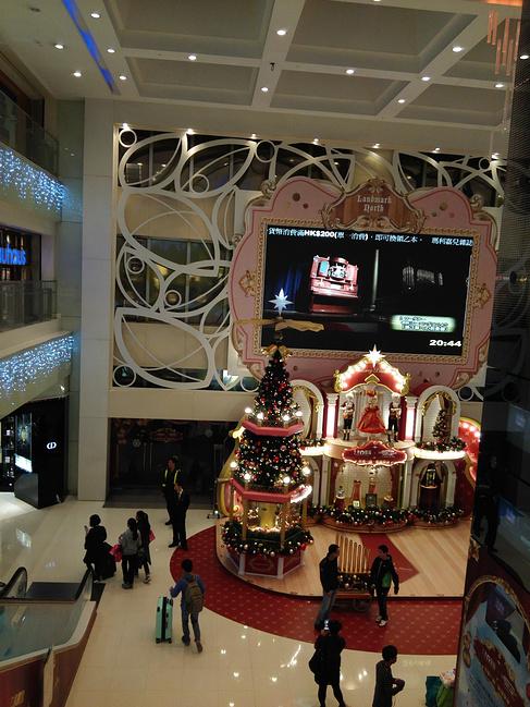2015圣诞季香港沙田&上水购物一日游_香港旅