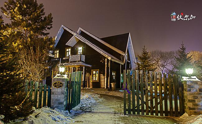 去哈尔滨郊外,感受俄罗斯风情-伏尔加庄园