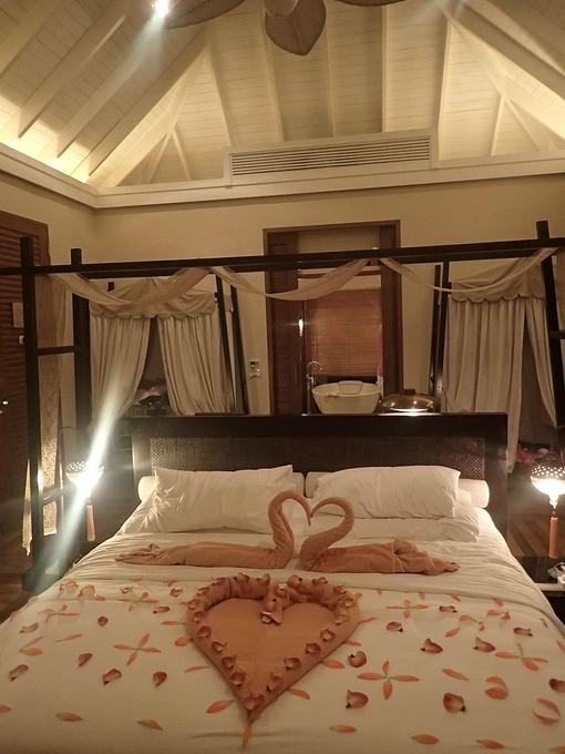 卧室设计地铺床