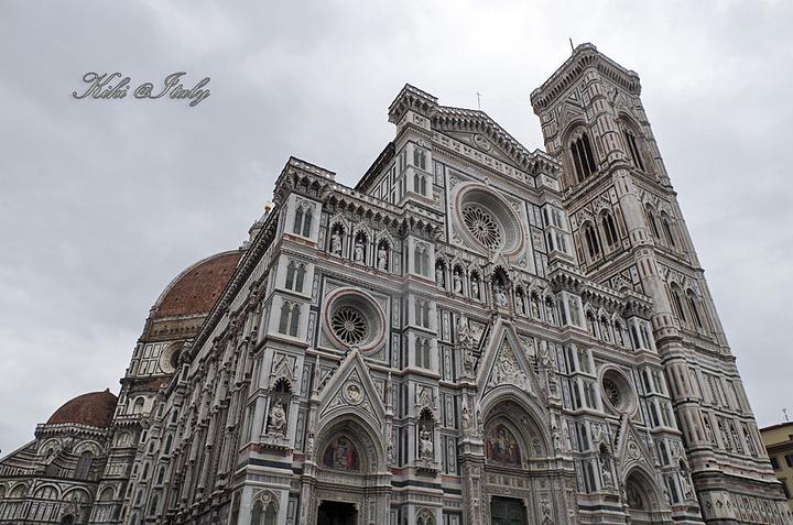 欧式的砖块建筑