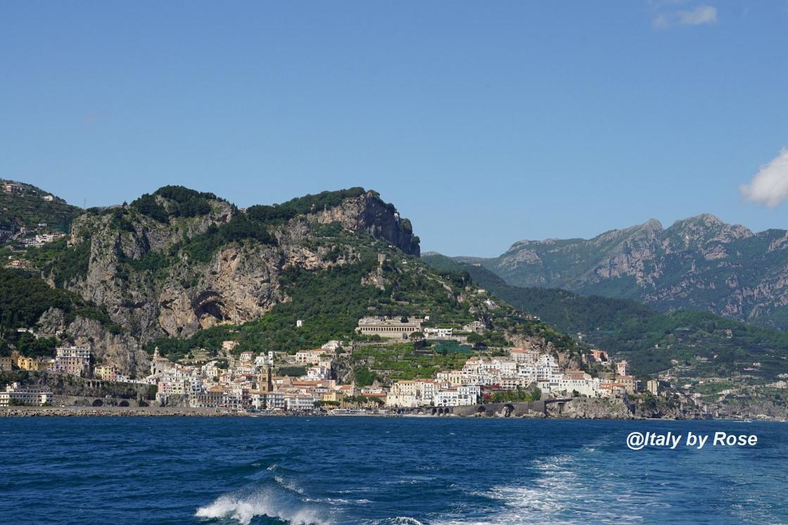妖娆南意-西西里至阿马尔菲海岸