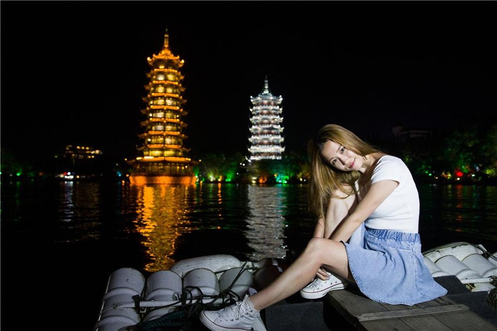 疯玩一夏:在桂林山水间漫步前行