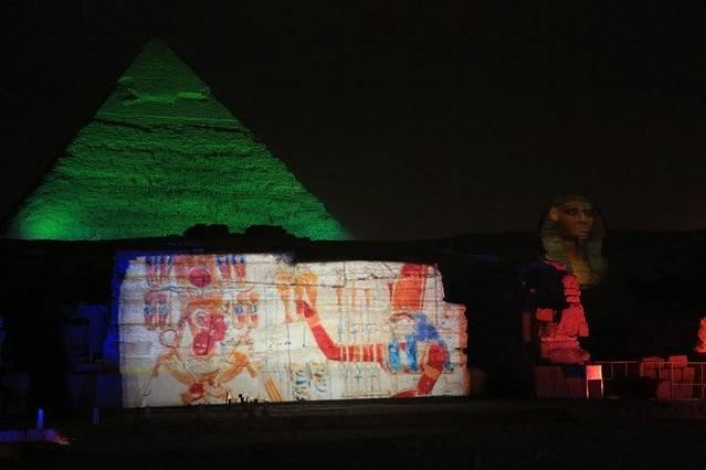 吉萨金字塔旅游攻略