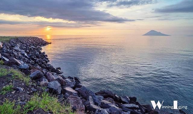 巴厘岛狮子沙滩