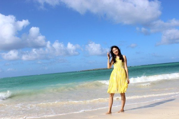 带父母环绕地球一圈公里数 之 最爱夏威夷