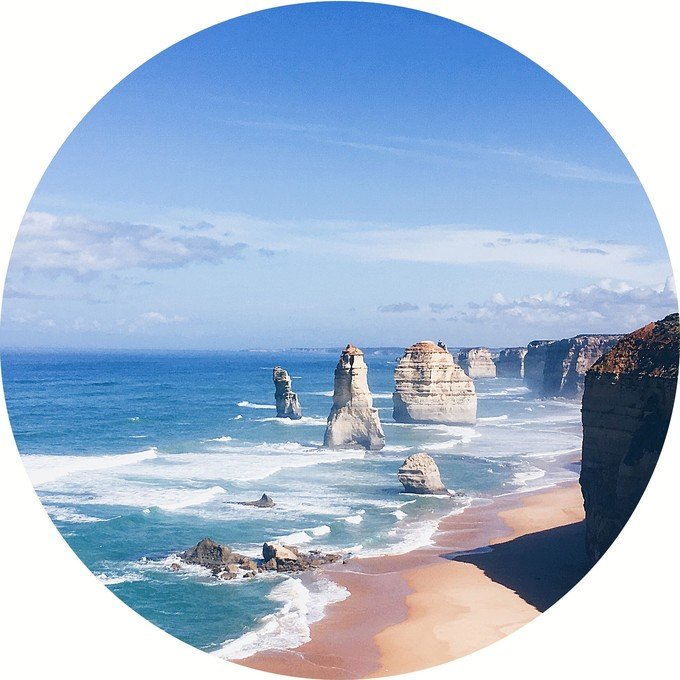 自驾露营,享受澳大利亚悠闲生活