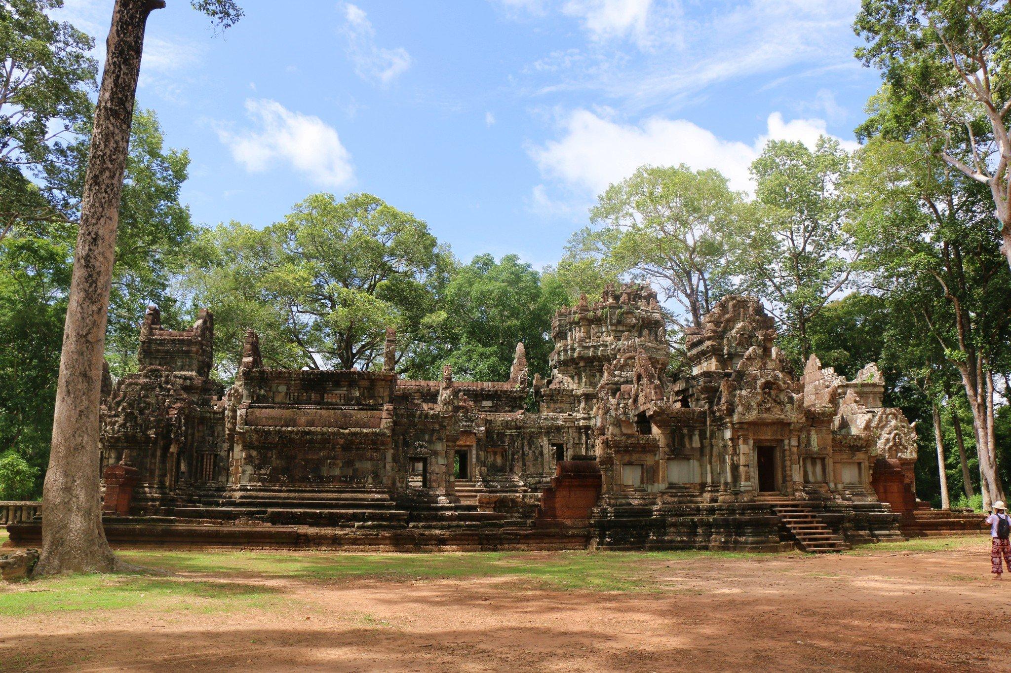 探寻神秘国度的兴衰——我的柬埔寨之行