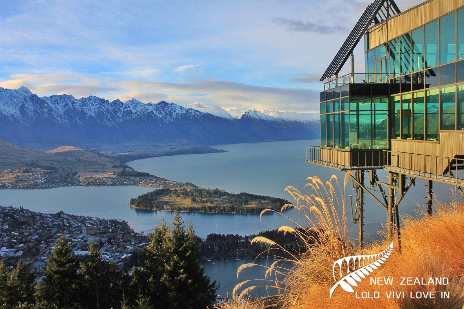 最后被人类发现的大陆—梦里的画面新西兰