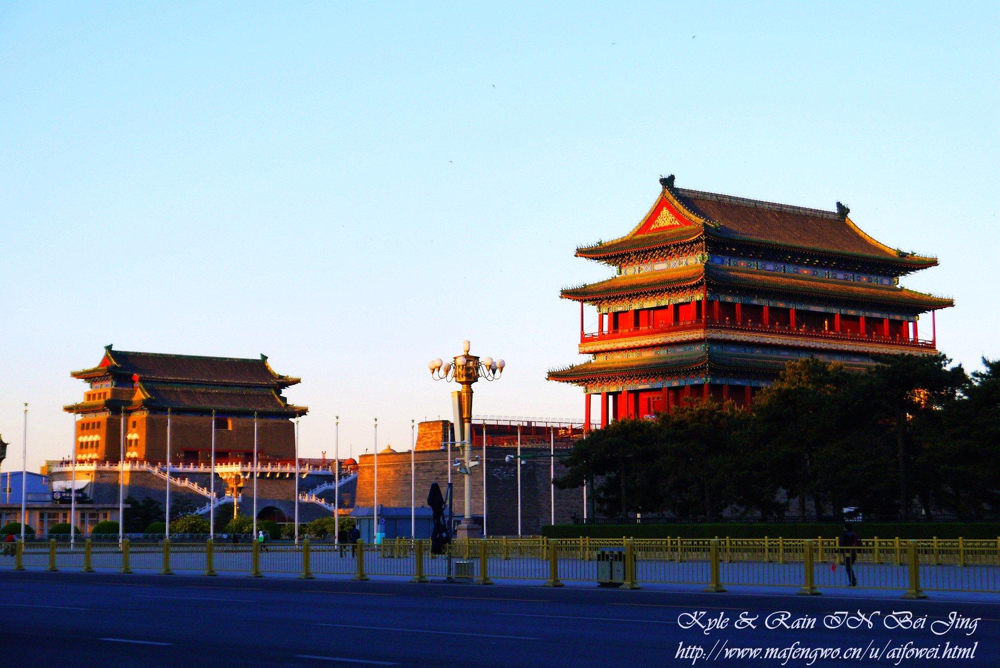 我们の北京故事,四月天我特别地想你