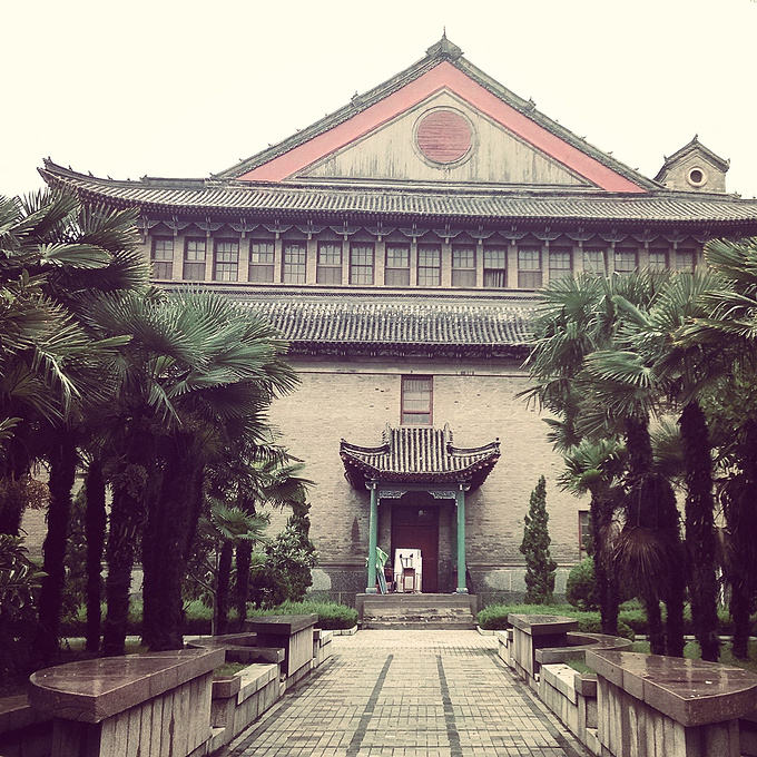 河南大学(明伦校区)图片图片