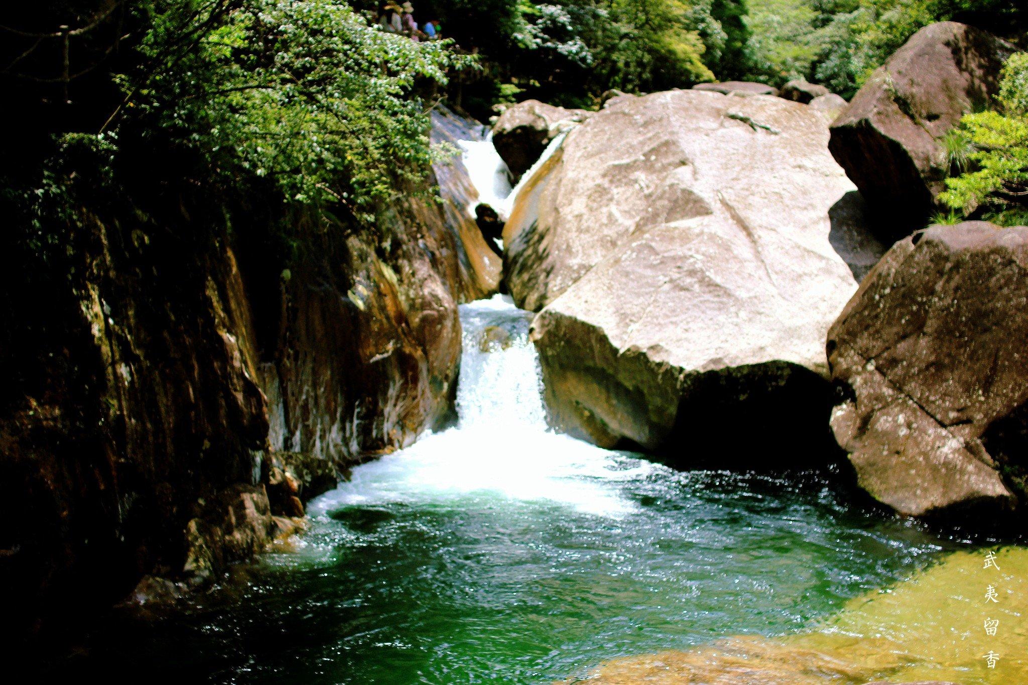 武夷留香---武夷山四天三晚深度游 带您走进主景区之外更美的武夷山水