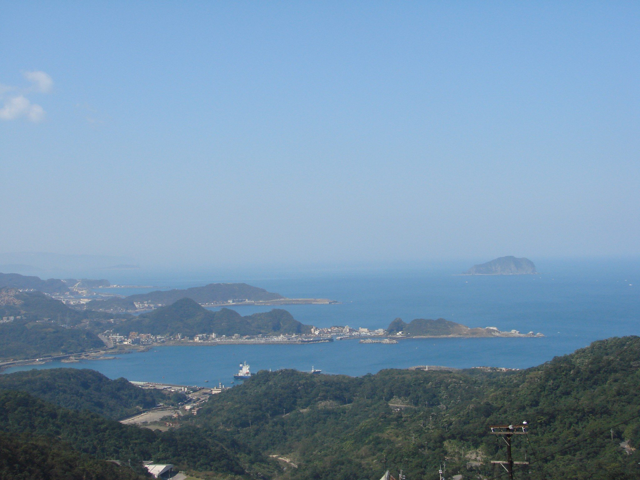乘船,飘洋过海游台湾(玩足15天,另辟蹊径玩转台湾)