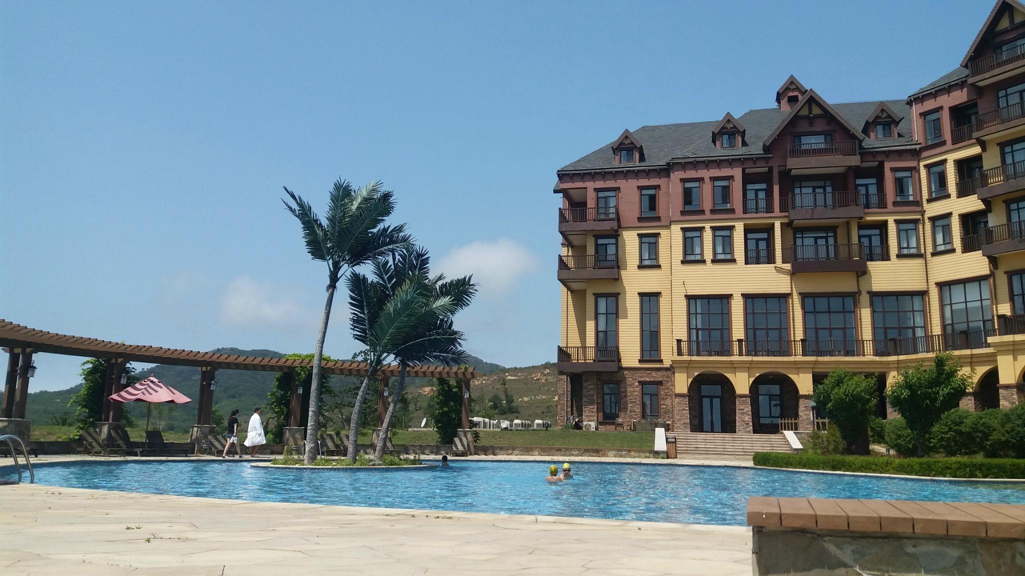 大连海昌广鹿岛度假酒店,开始了此行与海昌集团的多个交集(发现王国和