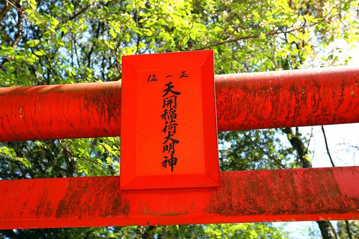 要拍日本神社的景色,推荐去福冈的栉田神社