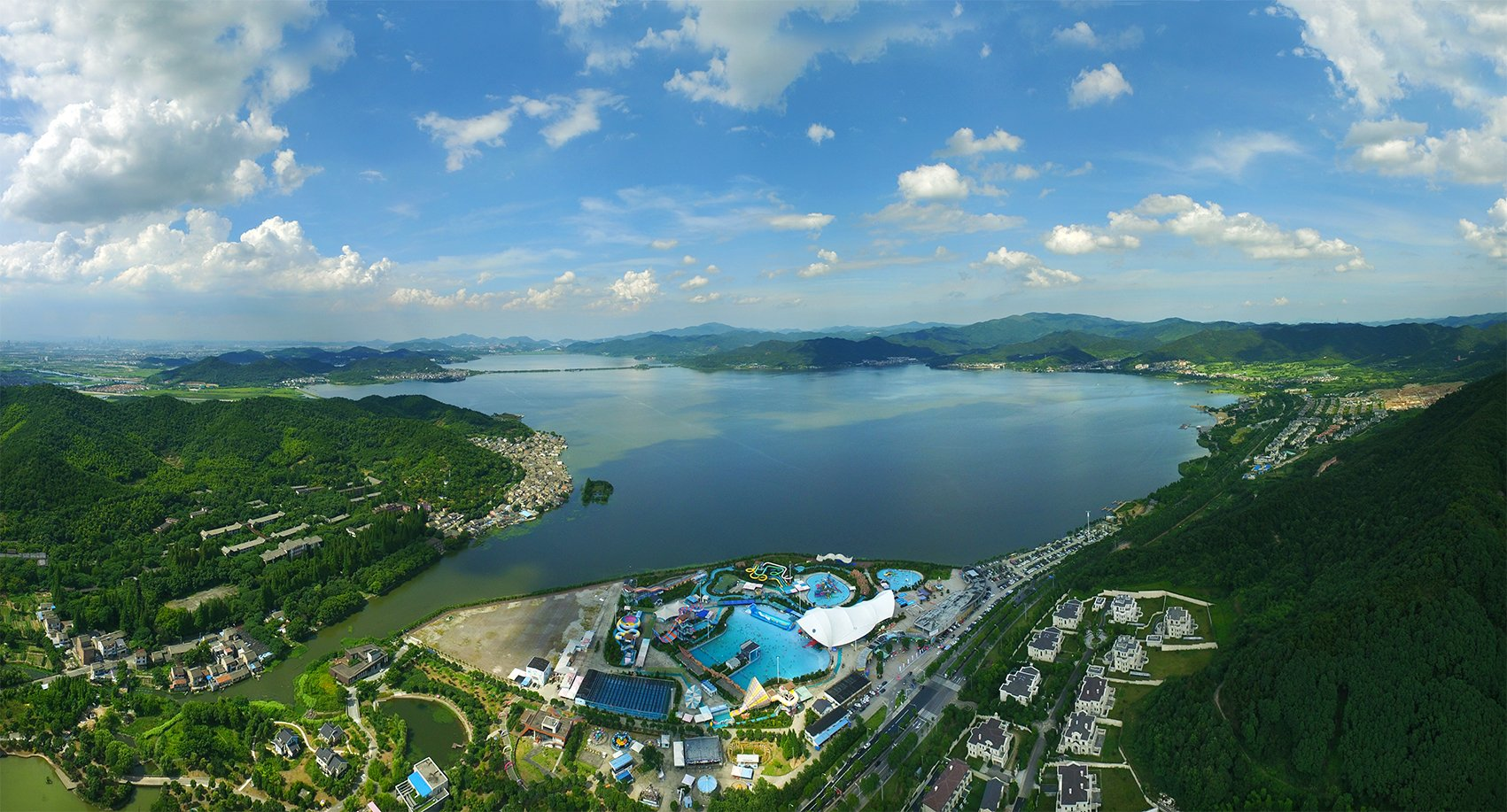 周末玩转浙江最大的淡水湖,宁波东钱湖!