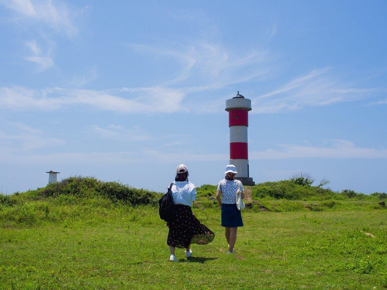 镇海角一日游,蓝天,白云,大海,满足我对小垦丁的一切想象