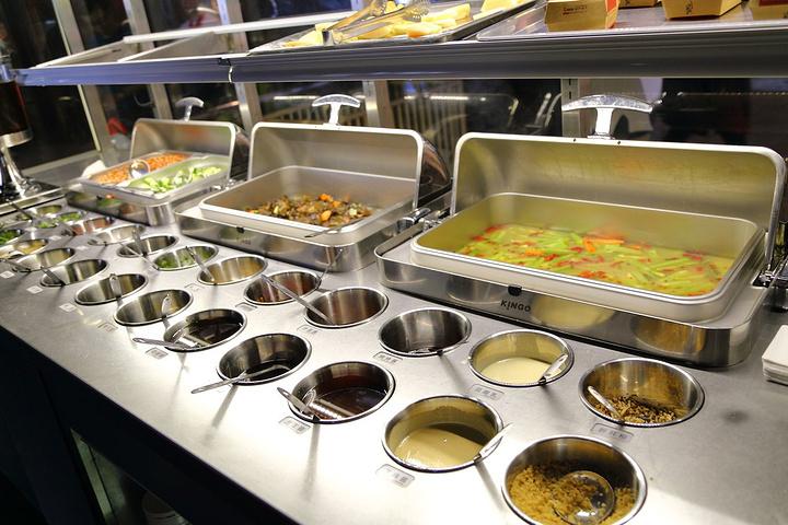 【排骨】鲜毛肚、鸭血、冰草、麻辣海带全是墙v排骨了发烧能吃菜品吗图片