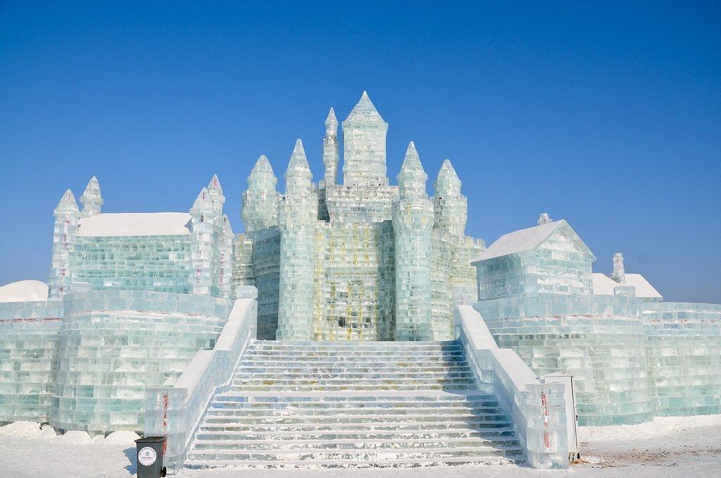 哈尔滨冰雪大世界开幕!冰与雪之歌,哈尔滨吃喝玩乐全攻略